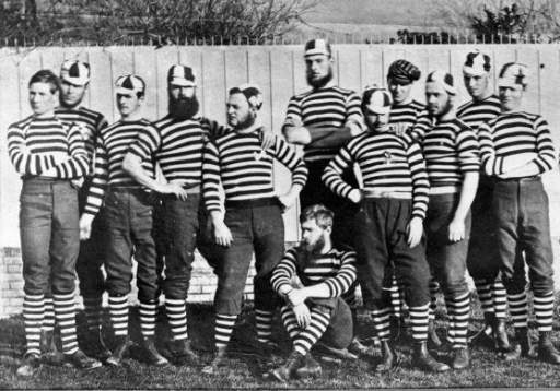 Nelson is the birthplace of New Zealand rugby.
